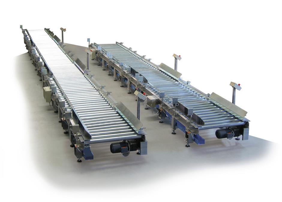 Pallet conveyors 2
