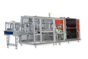 Shrink wrapper  Ambra - All industries