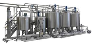 Sirup tanks - Non Alcoholic Beverages