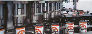 Complete canning lines for carbonated drink